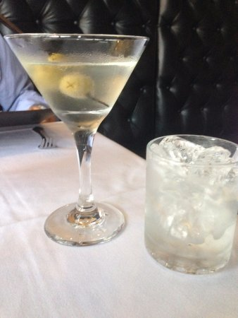 Worcester, MA: martini