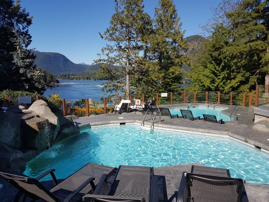 Sonora Resort: Spa Pool Area