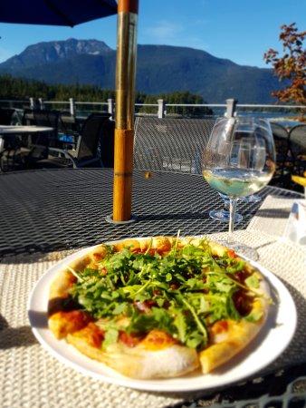 Sonora Resort: Patio Fire Oven Pizza