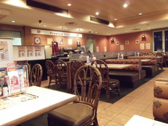 Higashiura-cho, اليابان: 貸し切り状態。6時になるとモーニングで次々来店。