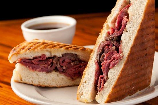 Thibodaux, LA: French Dip Sandwich