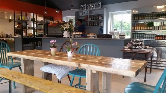 Birr, Irlanda: Organic food in a relaxed environment