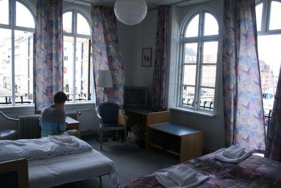 Somandshjemmet Bethel: Corner Rooms Have Incredible Light