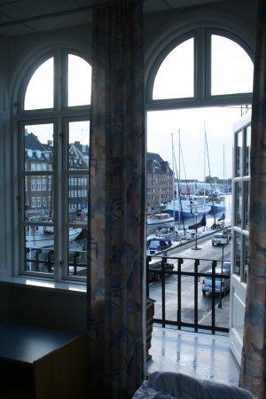 Somandshjemmet Bethel: Balcony on Other Side of Room