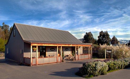 Cromwell, Nya Zeeland: The Kitchen Bannockburn
