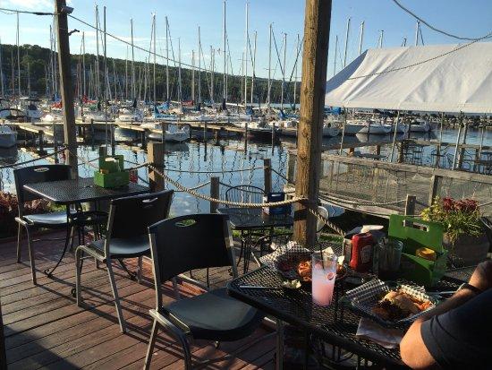 Village Marina Restaurant Watkins Glen Ny