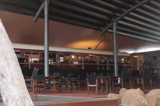 Undara Volcanic National Park, ออสเตรเลีย: Restaurant