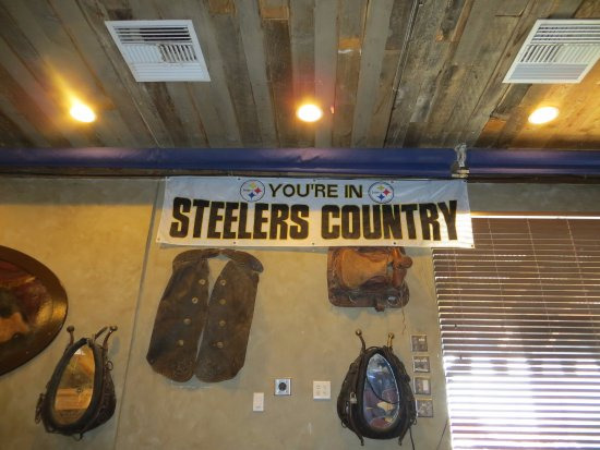 Harold's Cave Creek Corral: Heinz Field West