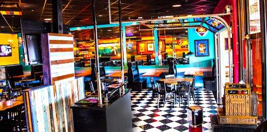Hammond, LA: Adobe Cantina & Salsa interior