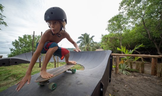 Playa Venao, Panamá: Generate speed like a champ