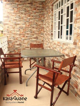 Hostel Kasa Guane: Balcony