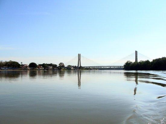 Puente sobre el rio Coca