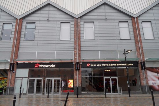 ‪Cineworld Gloucester Quays‬