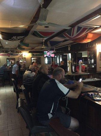 The Highland Fryer: Friday night live