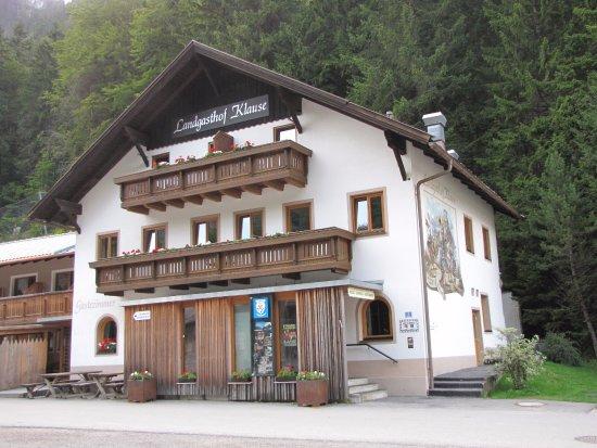 Wangle, Austria: Hotel