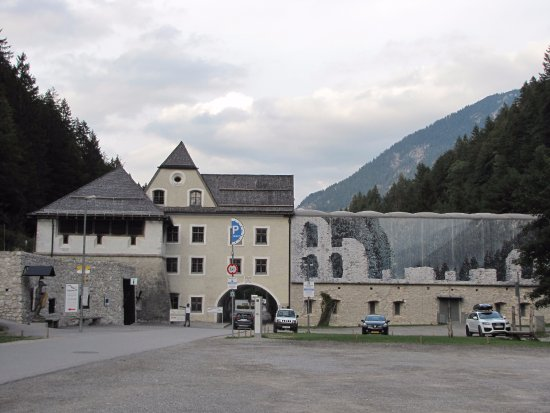 Wangle, Austria: Ingresso