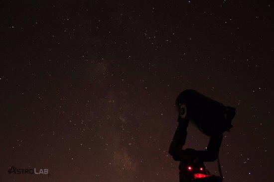 Yunquera, Spanien: Noches de astronomía sin luna
