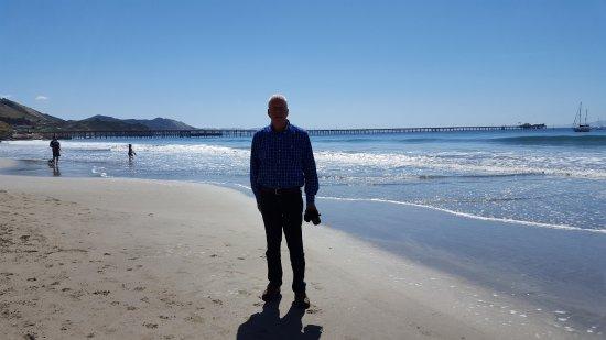 Avila Beach, Kalifornien: Go enjoy the nice beach