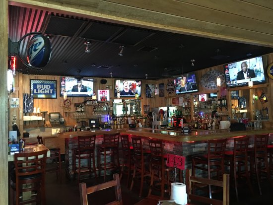 Leesville, LA: Sports Bar
