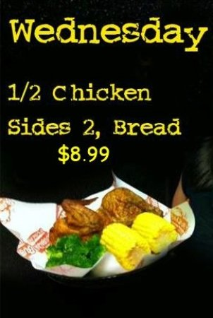 Leesville, LA: Wednesday Lunch Special