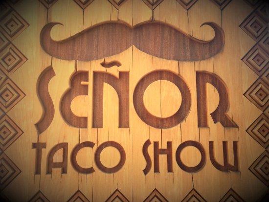 Carbondale, CO: Señor Taco Show