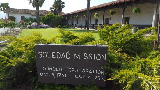 Soledad, CA: Great Mission off the Beaten Path