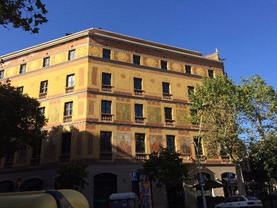Fachada Foto Di Catalonia Eixample 1864 Barcellona