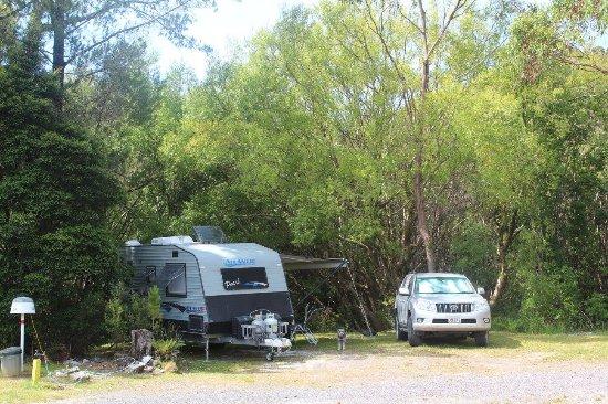 Zeehan, أستراليا: Powered Site