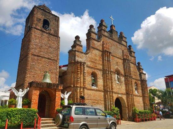 Alicia, Filipiny: Our Lady of Atocha Church