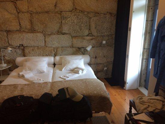 Casa dos Guindais: The Douro room