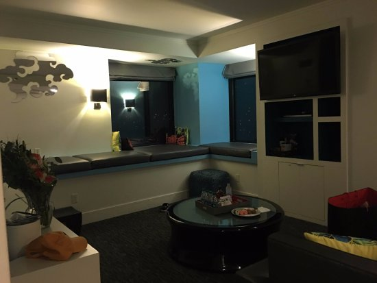 the living room area in the suite what you can t see is the rh tripadvisor co uk