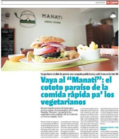 Entrevista diario La cuarta. - Picture of Manati, Santiago - TripAdvisor