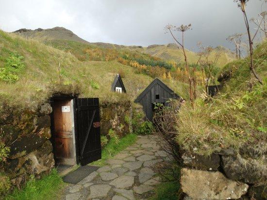 Hvolsvollur, أيسلندا: Green houses