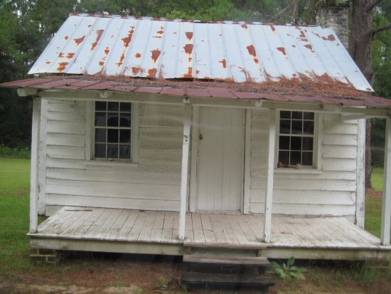 Georgetown, Carolina del Sur: Old Slave Village Home on the Hobcaw Barony