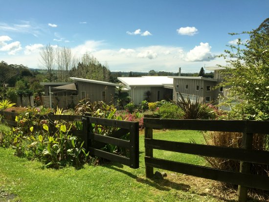 Kerikeri, نيوزيلندا: House from the road