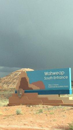 Wahweap Campground: photo0.jpg