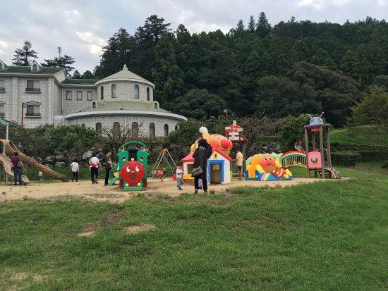 Kami, Japan: 香美市立 やなせたかし記念館 アンパンマンミュージアム
