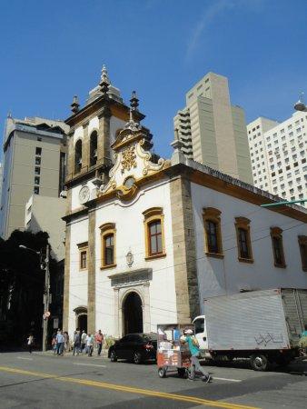 Matriz da Paróquia de Santa Rita