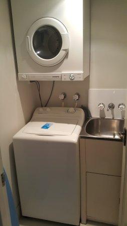 Ocean Royale: Washer & Dryer