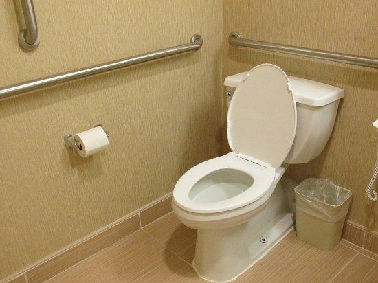 Plainsboro, NJ: toilet