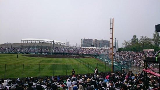 Chiyogadai Baseball Stadium