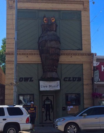 Preston, ID: Owl Club