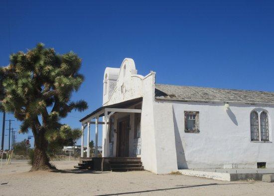 The Sanctuary Adventist Church, Lancaster, CA (also in Tarantino Movie)