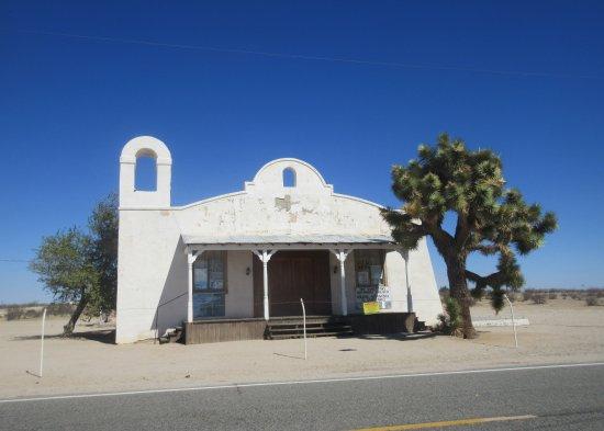 The Sanctuary Adventist Church, Lancaster, CA (also in Taratino Movie)