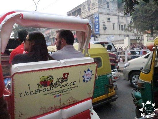 Rickshaw Tours