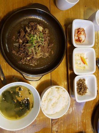 eid halal korean food