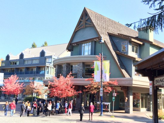 Whistler Visitor Centre: photo0.jpg