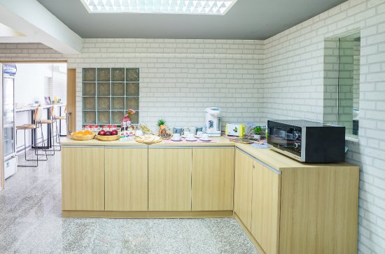 Pantry Area Picture Of Hostel Thonglor Bangkok Tripadvisor