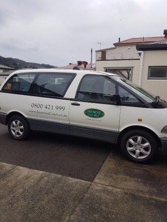 Picton, Nueva Zelanda: Courtesy Vehicle Available