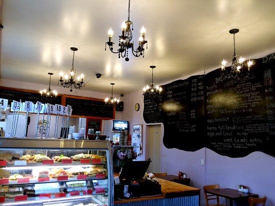 Waiuku, نيوزيلندا: Cafe Karma